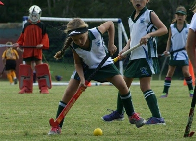 Junior  Girls  Hockey